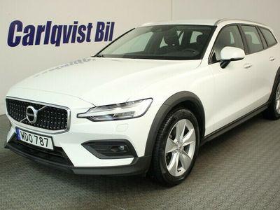 begagnad Volvo V60 D4 190HK 4x4 Advanced SE Navi Aut
