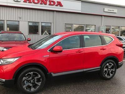 begagnad Honda CR-V Elegance Hybrid AWD Kungsbacka specialen 2020, SUV 366 900 kr