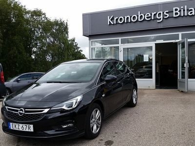 begagnad Opel Astra Dynamic 1.4T 150hk Automat Euro