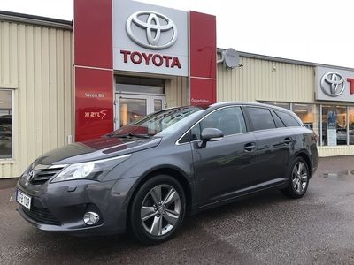 begagnad Toyota Avensis 2.0D TS Edition 50 Skyview