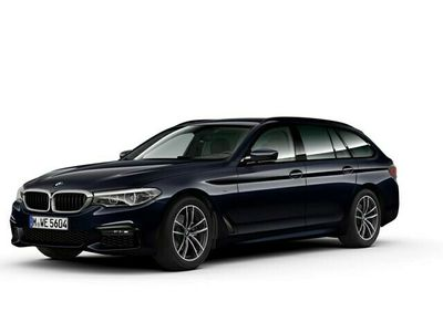 begagnad BMW 520 d xDrive Touring M Sport Connected Winter HiFi