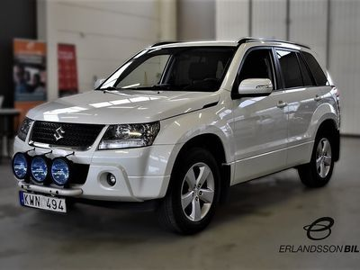 begagnad Suzuki Grand Vitara 2.4 4WD (169hk) Drag