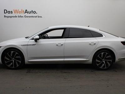 begagnad VW Arteon TDI 190 GT R-LINE/Dragpaket/P-Värmare