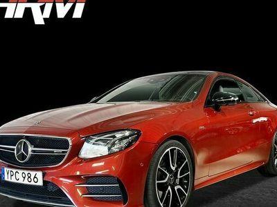 begagnad Mercedes E53 AMG AMG4-matic / HUD / Distronic+ / Värmare