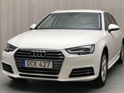 brugt Audi A4 Avant 2.0 TDI (150hk)