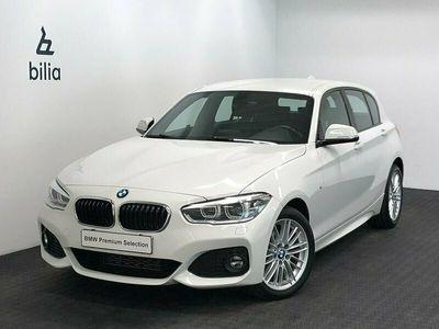begagnad BMW 118 d xDrive M-Sport | Läder | HiFi | Farthållare