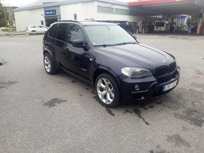 begagnad BMW X5 3.5 D M-Packet