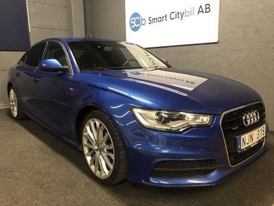 begagnad Audi A6 Sedan 3.0 TDI V6 quattro S-Line 1.95% -14