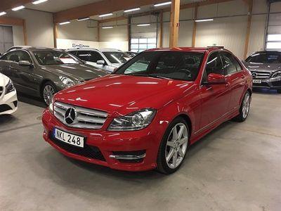 begagnad Mercedes C220 CDI AMG Sedan, Aut