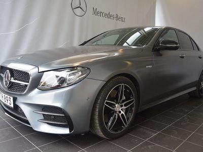 begagnad Mercedes E43 AMG 43 4MATIC Sedan