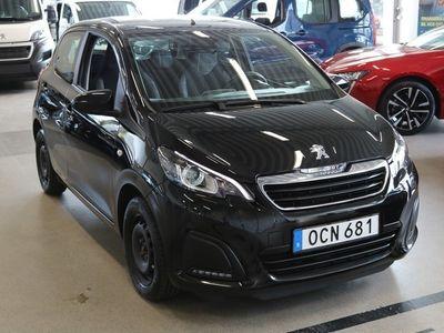 begagnad Peugeot 108 5D ACTIVE PureTech 68 ETG5