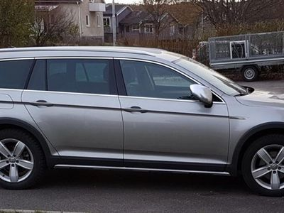 begagnad VW Passat Alltrack 2.0 TDI 4-motion