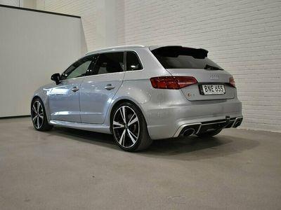 begagnad Audi RS3 2.5TFSI Quattro Bang Olufsen Magnetic M-värm 2016, Halvkombi Pris 438 900 kr