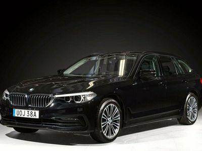 begagnad BMW 520 d Touring Steptronic Sport Line
