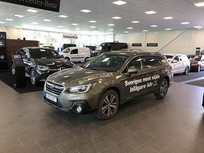 begagnad Subaru Outback 2.5i 4WD CVT Summit