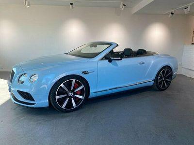 begagnad Bentley Continental GT V8 S CONV