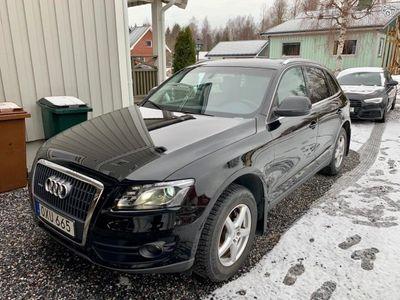 begagnad Audi Q5 quattro väldig -11