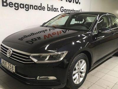 begagnad VW Passat S TDI150 DSG6 Masters/P-värmare/Dragpkt