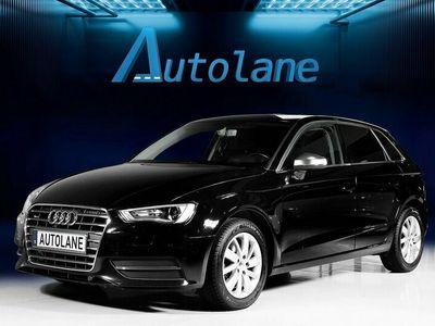begagnad Audi A3 Sportback 1.6 TDI S Tronic Euro 6 110hk