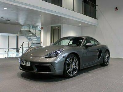 begagnad Porsche 718 Cayman 2018, Sportkupé Pris 625 000 kr
