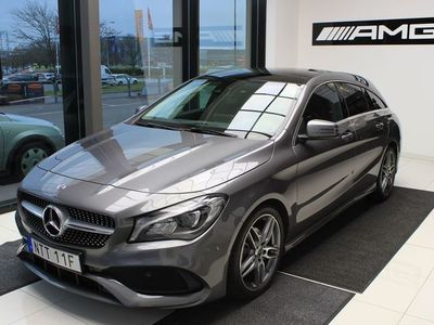 begagnad Mercedes CLA200 200