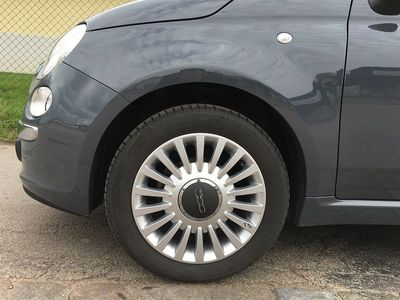 begagnad Fiat 500 1.2 Lounge Sv-såld 1608mil Panorama
