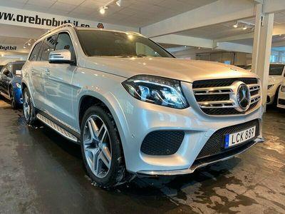begagnad Mercedes GLS350 d 4M Aut Gps Drag Eu6 7-sits 258hk
