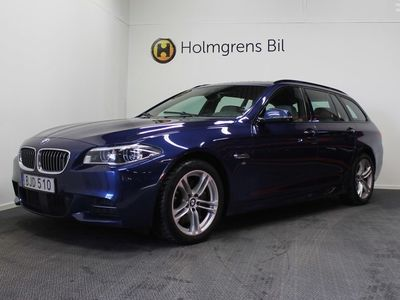 begagnad BMW 535 d xDrive M-Sport/ Komfortstol/ Night Vision