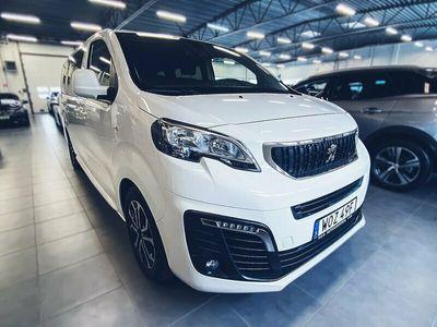 begagnad Peugeot Traveller 2.0 BlueHDi 180hk ****Låga skatten ******