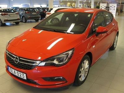 begagnad Opel Astra 5d 1,4T Dynamic Automat