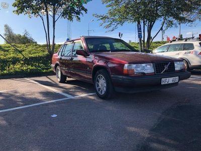 begagnad Volvo 940 Turbo -95