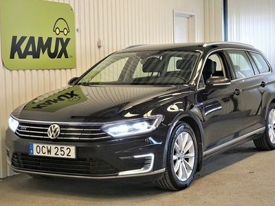 "begagnad VW Passat ""SÖNDAGSÖPPET 27 10"" 1.4 TSI Plug-in Hybrid P-värm Drag 2017, Personbil 239 800 kr"