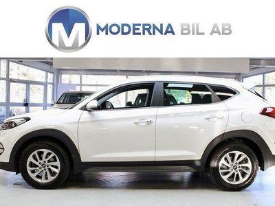 begagnad Hyundai Tucson 1.6 T-GDI 176HK 4WD AUT SE UTR
