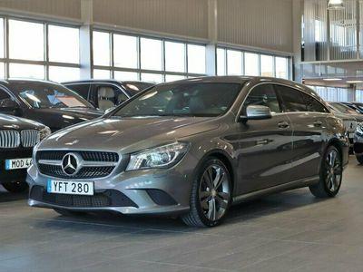 begagnad Mercedes CLA220 D 4MATIC