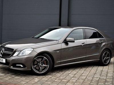 begagnad Mercedes E350 CDI BlueEFFICIENCY Svensk -09