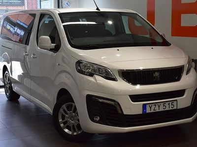 begagnad Peugeot Traveller 1,6 BlueHDi 116hk 9-Sits - Touchscreen