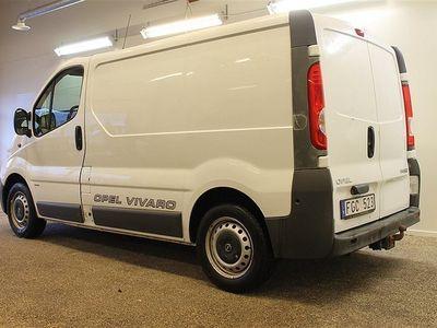 begagnad Opel Vivaro Skåp 2.0CDTI M6 90hk L1H1