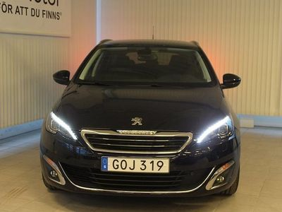 begagnad Peugeot 308 308 SWAllure SW e-HDi 2015, Kombi 179 900 kr