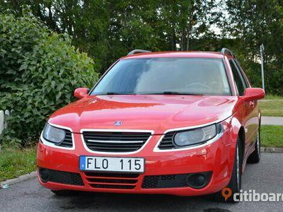 begagnad Saab 9-5 1,9 Tid Linear Automat -08