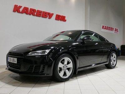 begagnad Audi TT Coupé 1.8 TFSI Euro 6 180hk