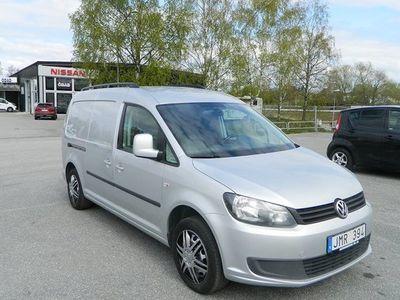 begagnad VW Caddy Maxi Life Caddy Maxi 2,0 TDI Aut Dragkrok 2013, Personbil 86 800 kr