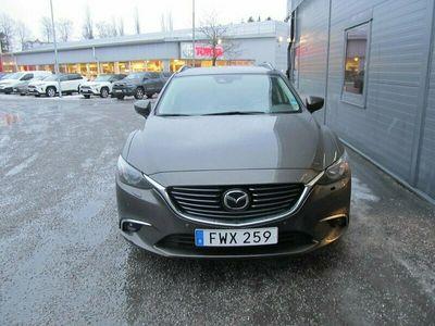 begagnad Mazda 6 2.2 DE Kombi (175hk)