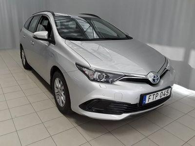 begagnad Toyota Auris Touring Sports Hybrid 1.8 Life