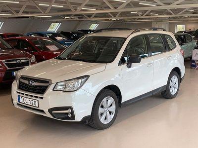 begagnad Subaru Forester 2.0 4WD AUT DRAG+VÄRMARE