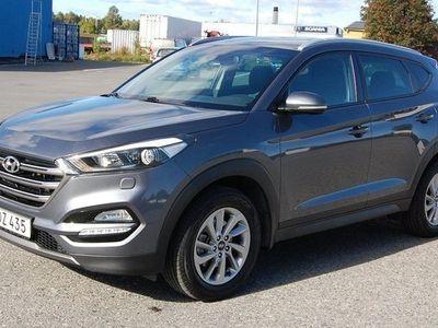 begagnad Hyundai Tucson 1.7 CRDi 2016, SUV 179 000 kr