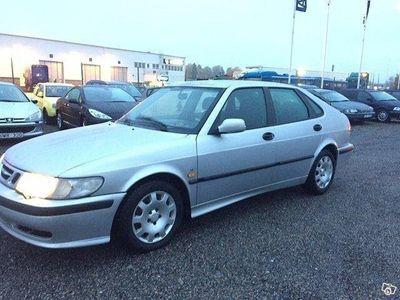 begagnad Saab 9-3 Ny besiktad 5-dörrar 2.0 T SE 154hk -00