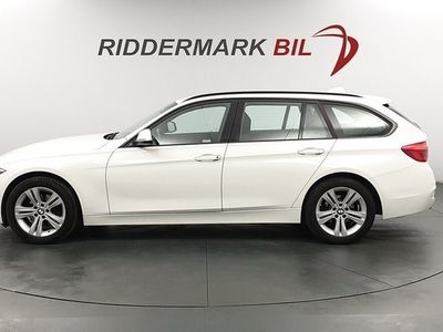 used BMW 320 d xDrive Touring Sportline Eu6 190hk LED