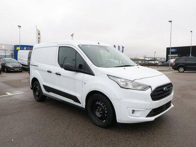 begagnad Ford Transit Connect SWB Skåp L1 100hk manuell [Lagerbil]
