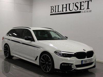begagnad BMW 520 DA G31 M Sport Svensksåld M-Performan
