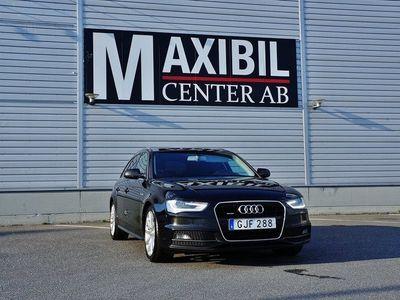 begagnad Audi A4 TDI Q.S-Line Navi Sport Plus, Proline, 190hk